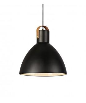 Lampa wisząca EAGLE 106552 czarny MARKSLOJD