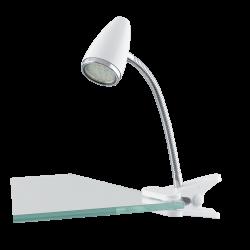 Lampa stołowa RICCIO 1 94329 biały EGLO