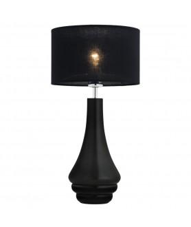 Lampa biurkowa AMAZONKA 3033 czarna ARGON