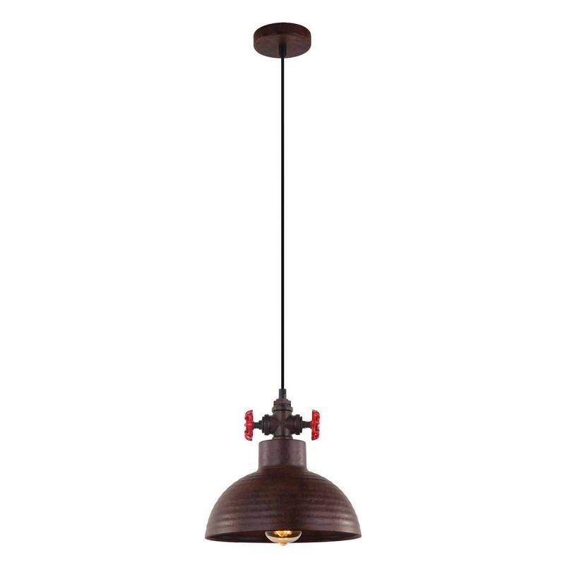 Lampa wisząca SCRULO MDM-2794/1 RUST rdzawy ITALUX