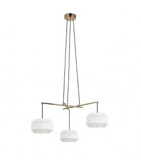 Lampa wisząca CORSE 105710 złoty MARKSLOJD