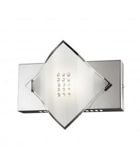 Kinkiet DAZE W29372W-1 chrom ITALUX