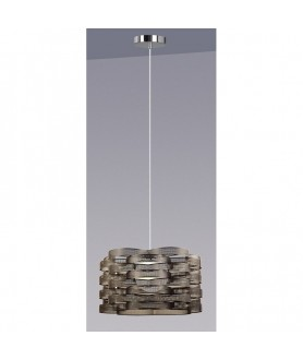 Lampa wisząca DELTA MDM1692/1A BK czarny ITALUX
