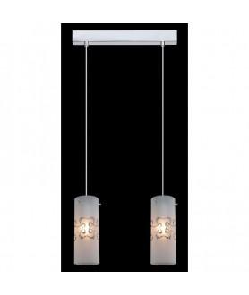 Lampa wisząca FANTAZY MDM1715/2B chrom ITALUX