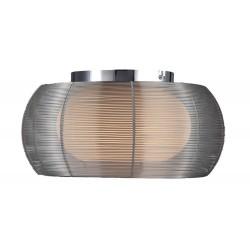 Lampa plafon TANGO MX1104-2 srebrna ZUMA LINE