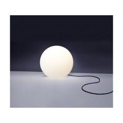 Lampa ogrodowa kula CUMULUS S 6976 biały NOWODVORSKI