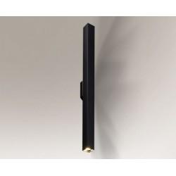 Lampa kinkiet DAISEN 4481 czarna SHILO