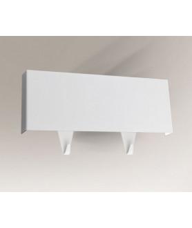 Lampa kinkiet KAKUDA 4484 biała SHILO