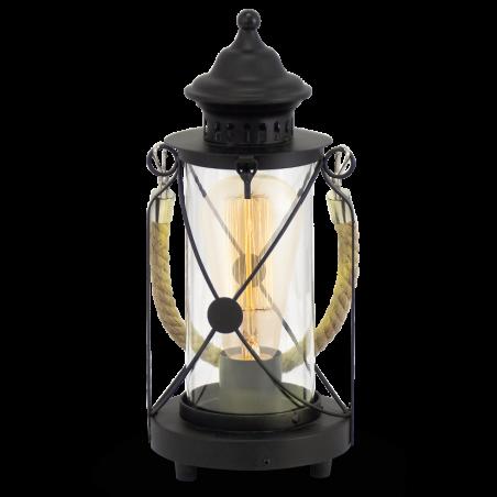 Lampa stołowa Latarnia 49283 Vintage EGLO
