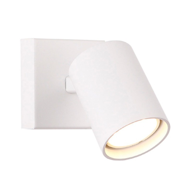 Lampa kinkiet TOP 2 W0220 biała MAX LIGHT