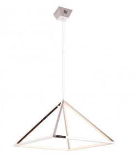 Lampa wisząca PEAK L P0277 chrom MAX LIGHT