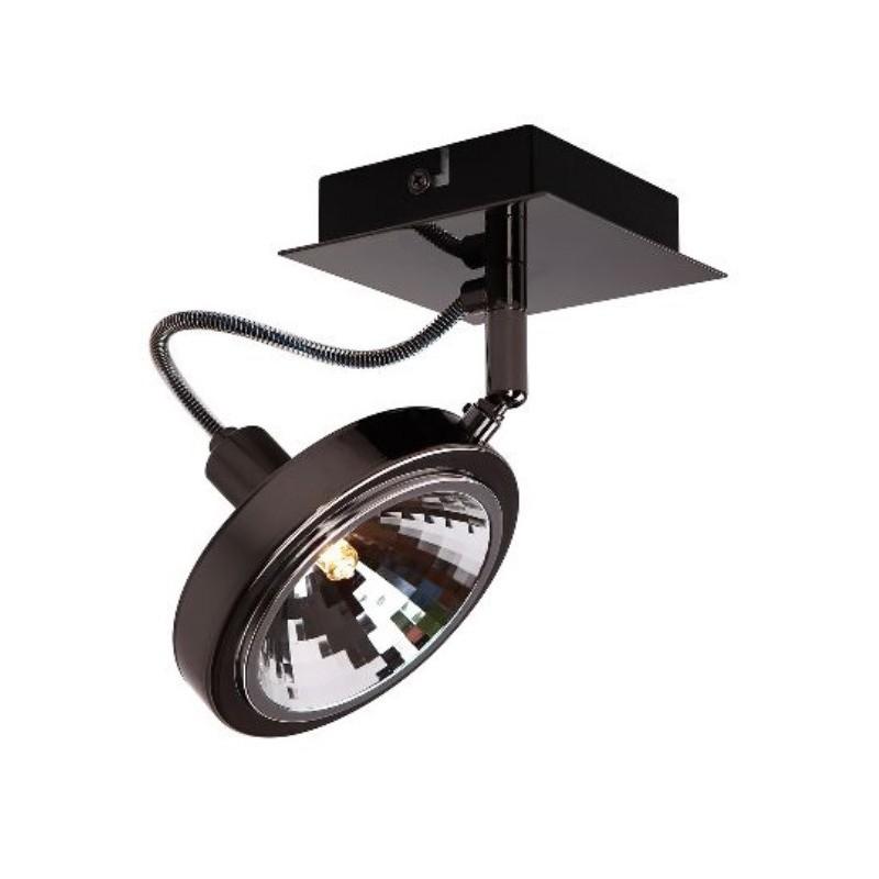 Lampa plafon PET ROUND NEW C0142 czarna MAX LIGHT