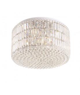 Lampa plafon PUCCINI C0128 przeźroczysta MAX LIGHT