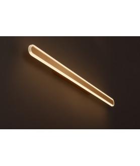 Lampa kinkiet SIDNEY W0211 złoty MAX LIGHT