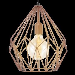 Lampa wisząca CARLTON 49258 Vintage EGLO