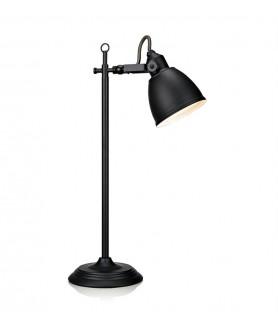 Lampa stołowa FJALLBACKA 105817 czarny mat MARKSLOJD