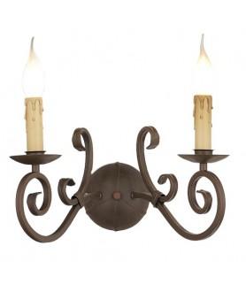 Kinkiet SPARTA 501 świeczki ARGON