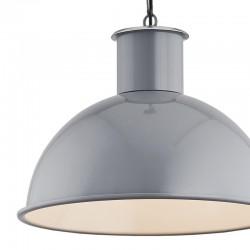Lampa wisząca EUFRAT 3190 szara ARGON
