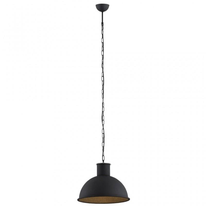 Lampa wisząca EUFRAT 3191 czarna ARGON
