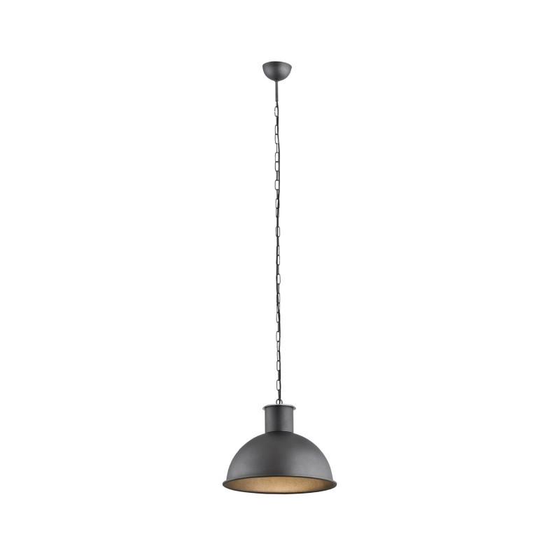 Lampa wisząca EUFRAT 3192 grafitowa ARGON