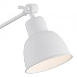 Lampa biurkowa EUFRAT 3194 biała ARGON