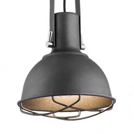 Lampa wisząca CALVADOS 3186 szara ARGON