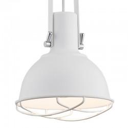 Lampa wisząca CALVADOS 3187 biała ARGON