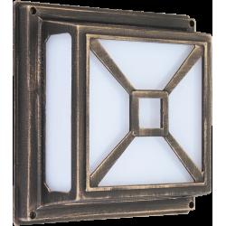 Plafon DARIUS 8190 złoty antyczne RABALUX