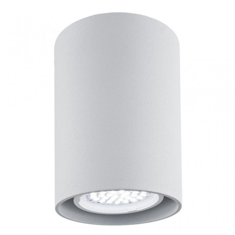 Plafon LED TYBER 3117 ARGON srebrny