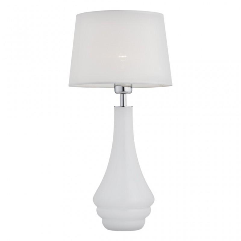 Lampa biurkowa AMAZONKA 3029 biała ARGON