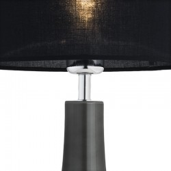 Lampa biurkowa AMAZONKA 3030 szara ARGON