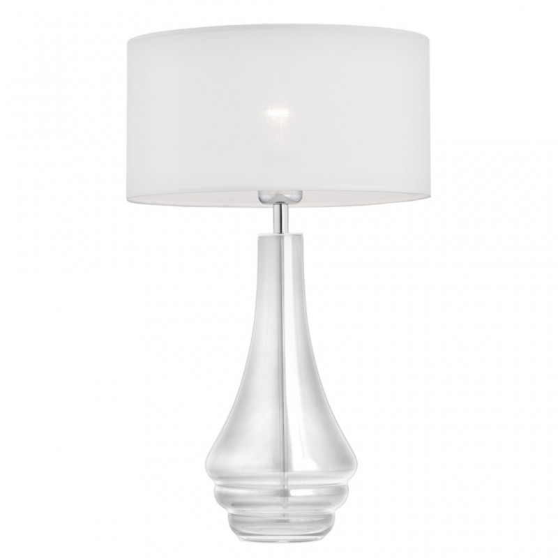 Lampa biurkowa AMAZONKA 3031 przeźroczysta ARGON