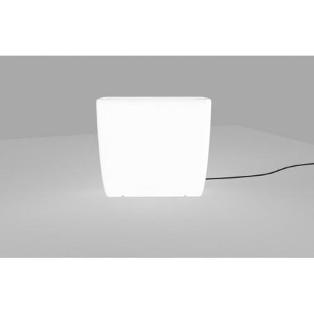 Lampa stojąca FLOWERPOT 9713 biały NOWODVORSKI