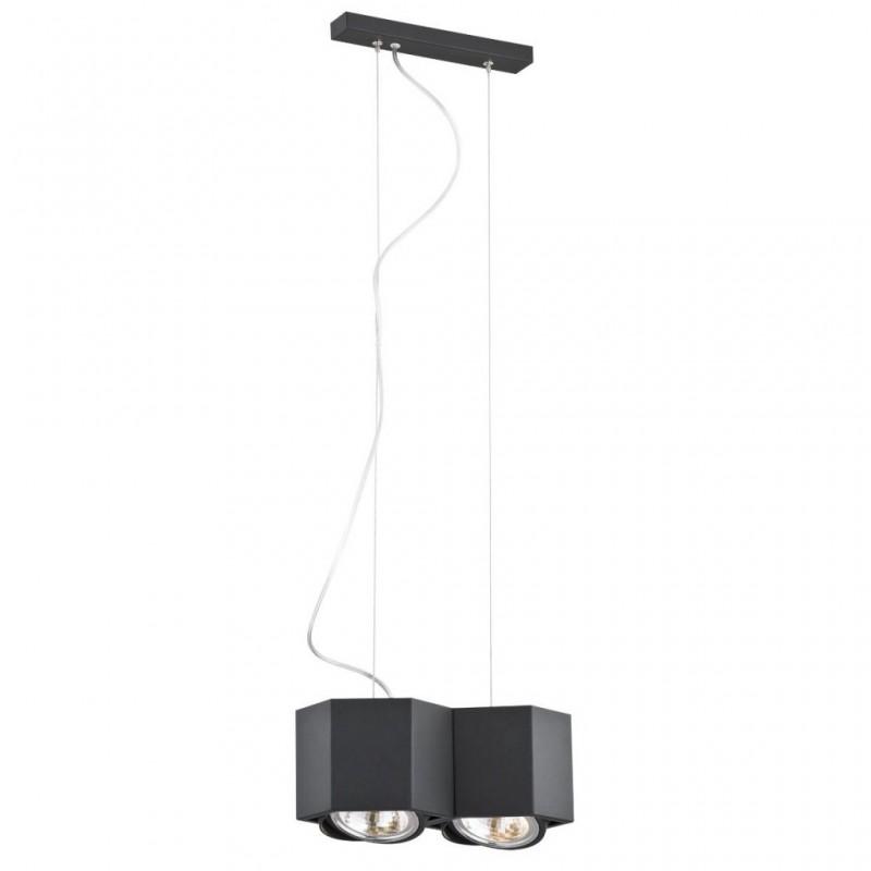 Lampa wisząca ESPRESSO LED 770 czarny ARGON