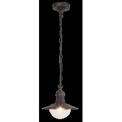 Lampa wisząca OSLO 8717 czarna RABALUX