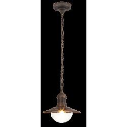 Lampa plafon OSLO 8736 brązowy RABALUX