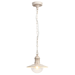 Lampa wisząca OSLO 8740 biała RABALUX
