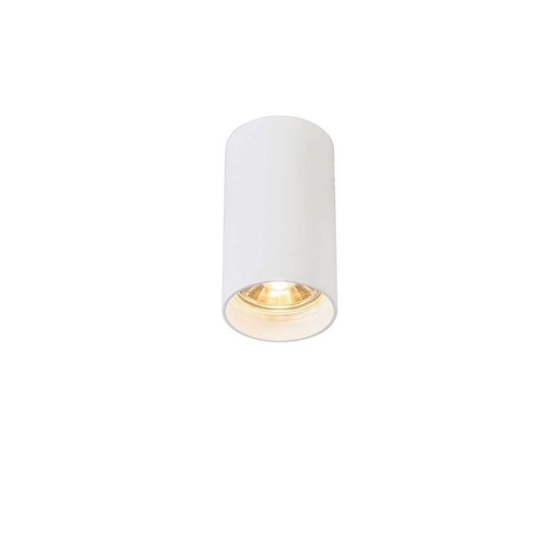 Lampa plafon TUBA SL 1 92679 biała ZUMA LINE