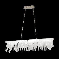 Lampa wisząca ANTELAO 39284 chrom EGLO
