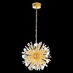 Lampa wisząca VIVALDO 1 39255 złoty EGLO