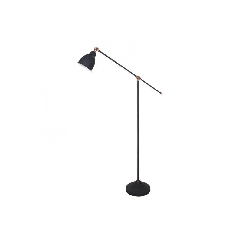Lampa podłogowa SONNY ML-HN3101-1-B czarny ITALUX