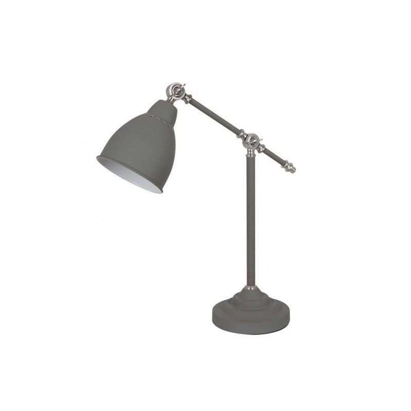Lampa stołowa SONNY MT-HN2054-1-GR szary ITALUX