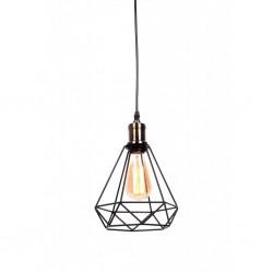 Lampa wisząca COBI LDP 11609 (WT) biała LUMINA DECO