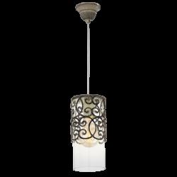 Lampa wisząca 49201 Vintage EGLO