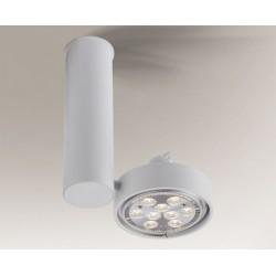 Lampa plafon GERO 2205 czarna SHILO