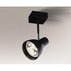 Lampa kinkiet SAWARA 2252 czarna SHILO