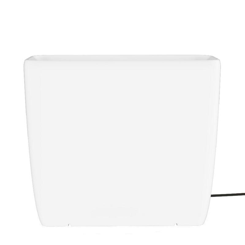 Lampa ogrodowa donica FLOWERPOT 9713 biały NOWODVORSKI