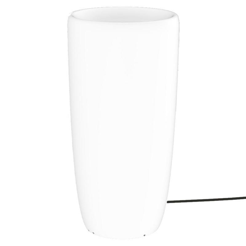Lampa stojąca FLOWERPOT 9712 biały NOWODVORSKI