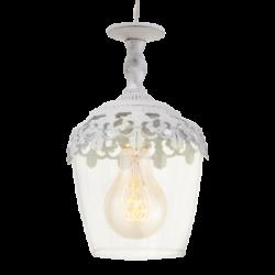 Lampa wisząca 49221 Vintage EGLO