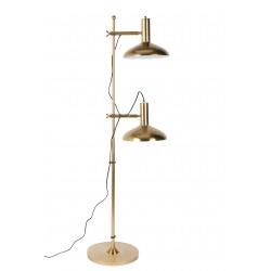 Lampa podłogowa KARISH 5100058 złota DUTCHBONE